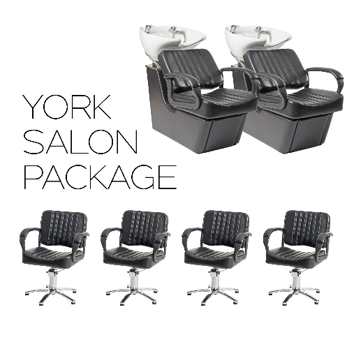 York Salon Package by SEC