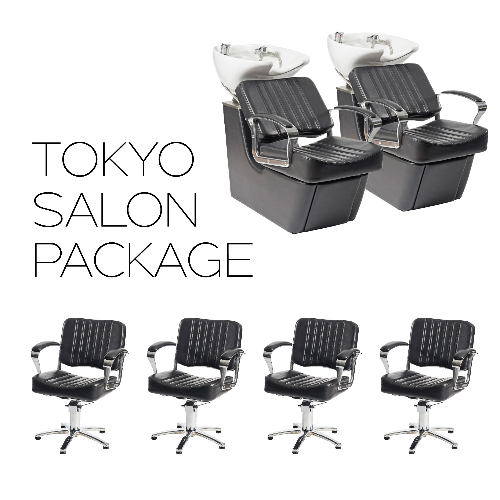 Black Tokyo Salon Package by SEC - DUE END JULY