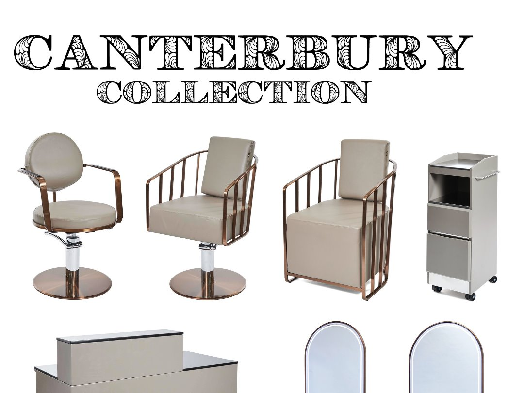 Copper Canterbury Collection - Just Arrived !
