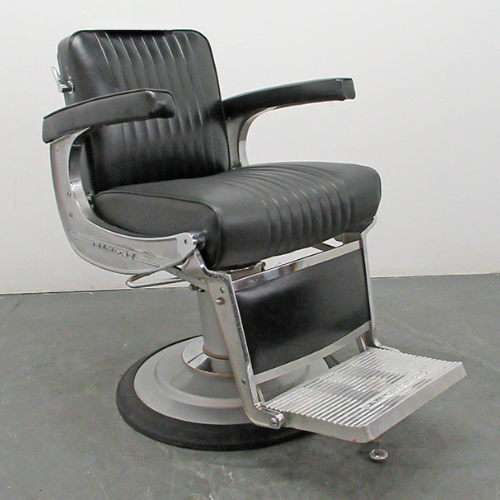Belmont Barber Chair >> Used Apollo Barber Chair By Takara Belmont Bd64a