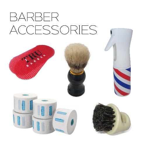 Just arrived - Barber Accessories