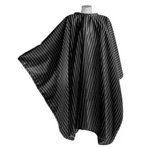 Pinstripe Vintage Barber Gown by BEC