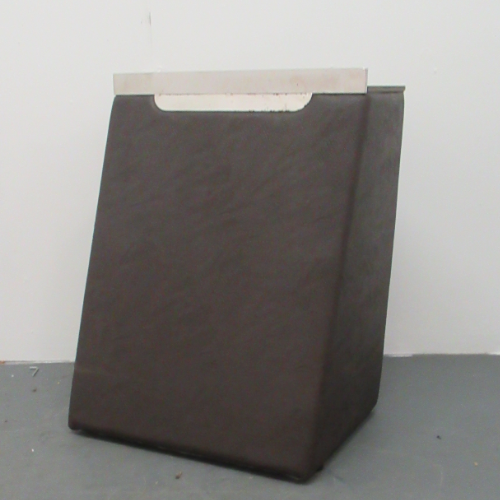 Used Salon Brown Free Standing Link Unit BD51G