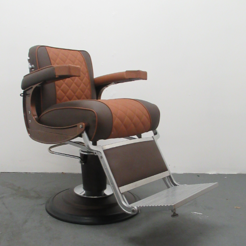 Used Apollo Barber Chair by Takara Belmont - BF51C