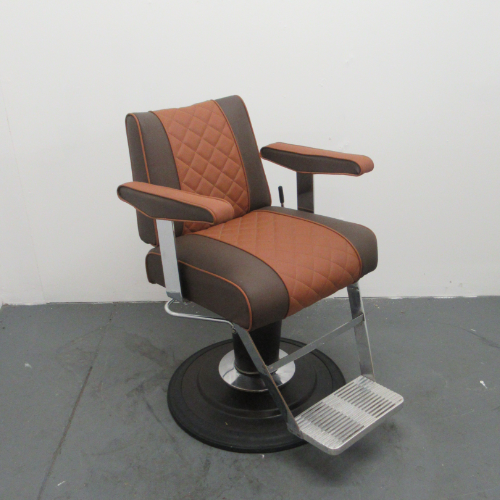 Used Dainty Barber Chair by Takara Belmont - BF51E