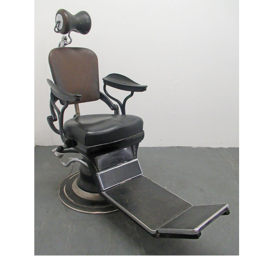 Vintage Sterling Dentist/Barber Chair VIN358C