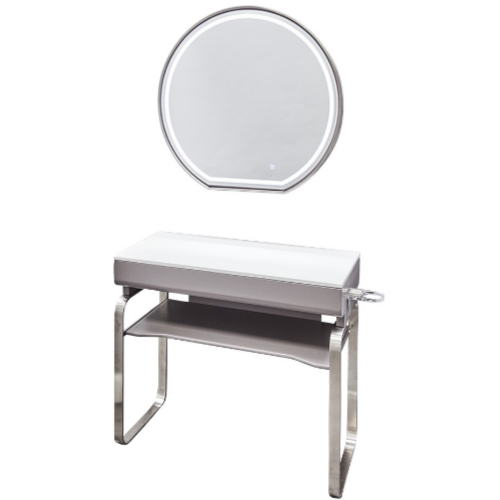 Platinum Round Styling Unit By SEC