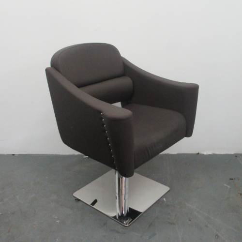 Used Salon Styling Chair by SEC - BF79D