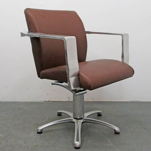 Used Salon Styling Chair by Ceriotti - BE34D