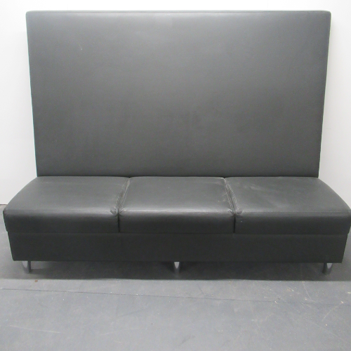 Used Salon Reception Waiting Bench BF65C