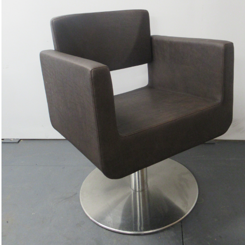 Used Brown Salon Styling Chair - BG20A