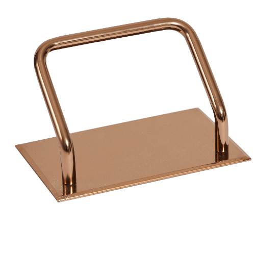 Copper Universal Footrest by SEC
