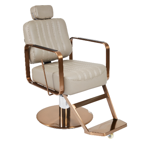 Copper Canterbury Reclining Styling Chair by SEC