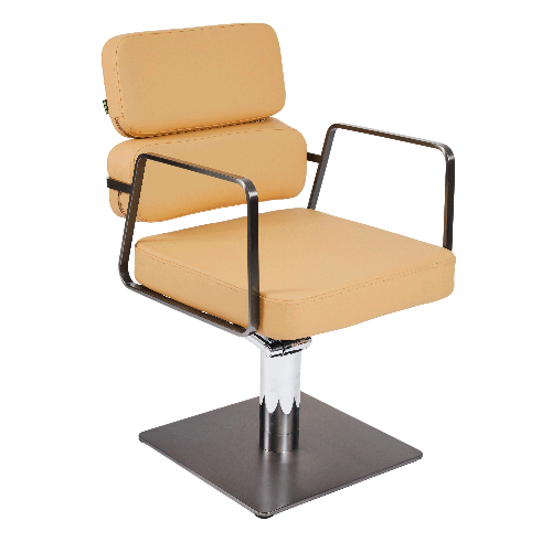 Graphite Box Salon Styling Chair by SEC
