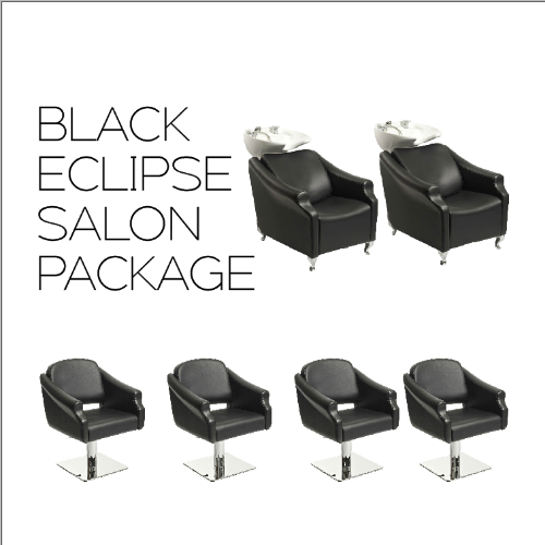 Black Eclipse Salon Package by SEC - DUE END JULY