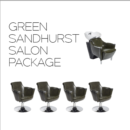 Sandhurst Green Salon Package by SEC