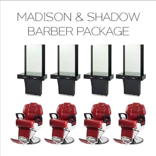 Madison & Shadow Barber Package by BEC