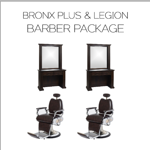 Bronx & Legion Barber Package by BEC