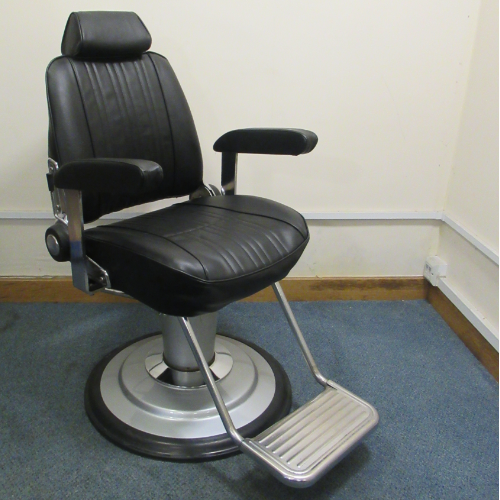 Used Sportsman Barber Chair by Takara Belmont BG38D