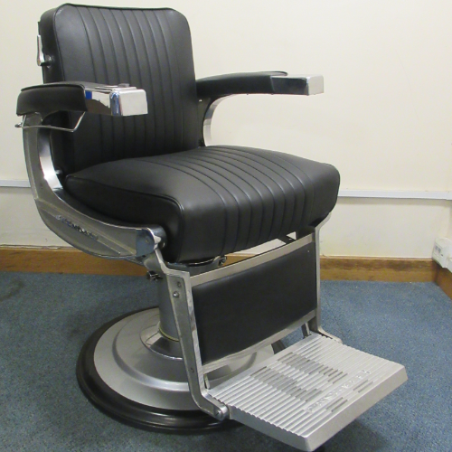 Used Apollo Barber Chair by Takara Belmont BG28A