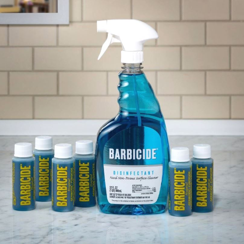 Barbicide Disinfectant Surface Spray with Refills