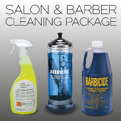 Salon Hygiene Products & PPE
