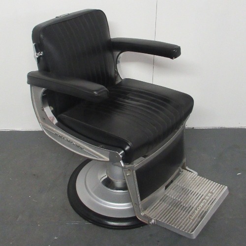 Used Apollo Barber Chair by Takara Belmont BG47A- GRADE 1