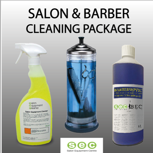 Salon & Barber Cleaning Package