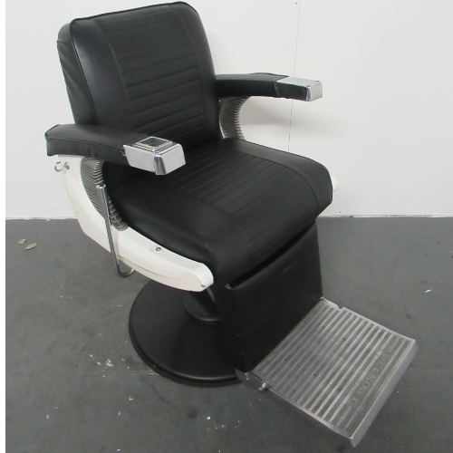 Used Takara Belmont Mayfair Barber Chair BC40A- GRADE 1
