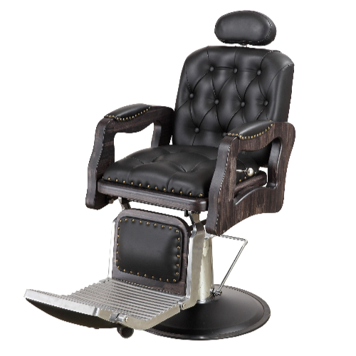 Western Barber Chair by BEC - Imperfect Stock
