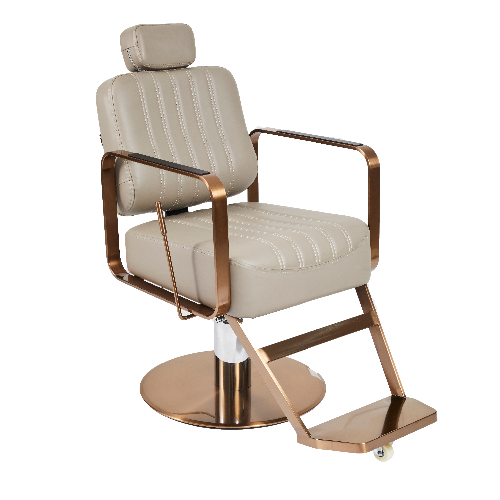 Copper Canterbury Reclining Styling Chair by SEC - DUE MID JULY