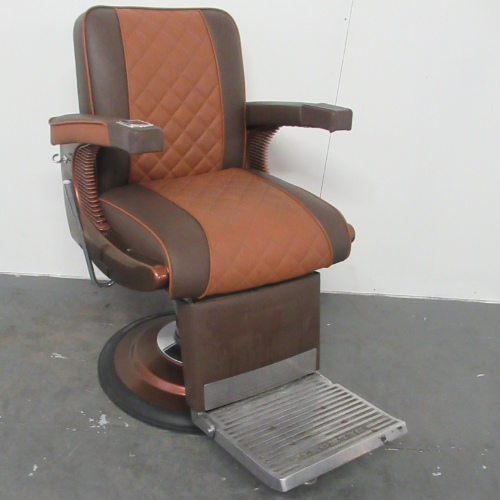 Used Takara Belmont Mayfair Barber Chair BF51A- GRADE 2