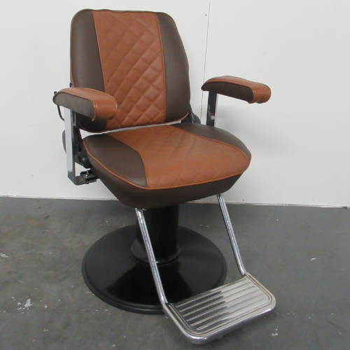 Used Sportsman Barber Chair by Takara Belmont BF51H- GRADE 2
