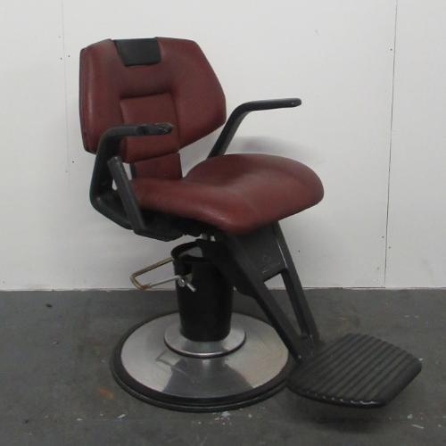 Used  Barber Chair by Pietranera BG86A- GRADE 2