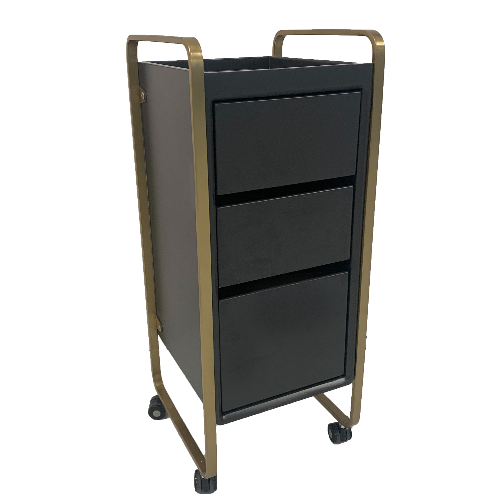 Gold Collection Salon Trolley by SEC