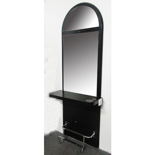 Used Black Salon Styling Unit by REM BH12D- GRADE 3