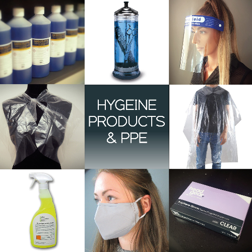Hygiene Products & PPE