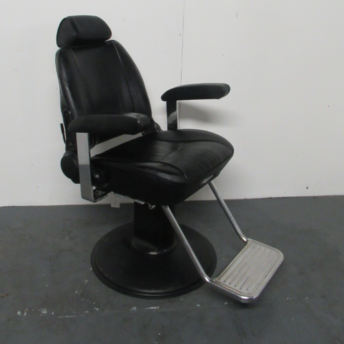Used Sportsman Barber Chair by Takara Belmont BH22A- GRADE 2