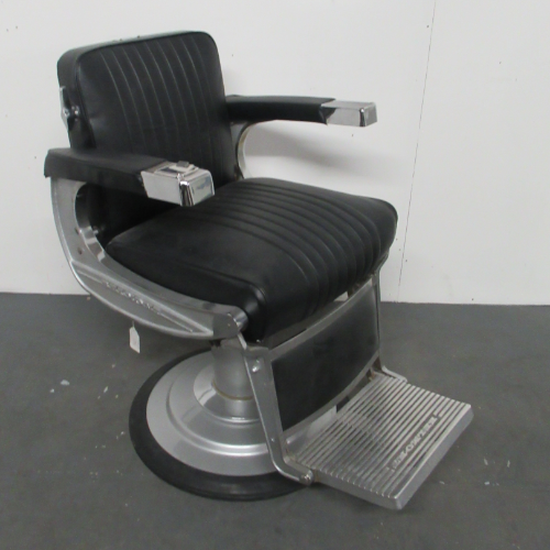 Used Apollo Barber Chair by Takara Belmont BG79A- GRADE 1