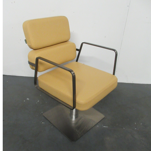 Graphite Box Salon Styling Chair by SEC - CLEARANCE