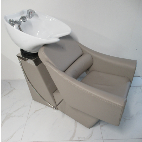 Light Grey Empress Backwash Unit by SEC - CLEARANCE