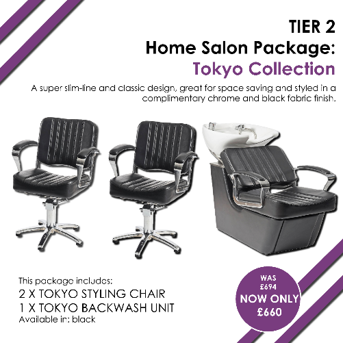T2 Tokyo Home Salon Package by SEC