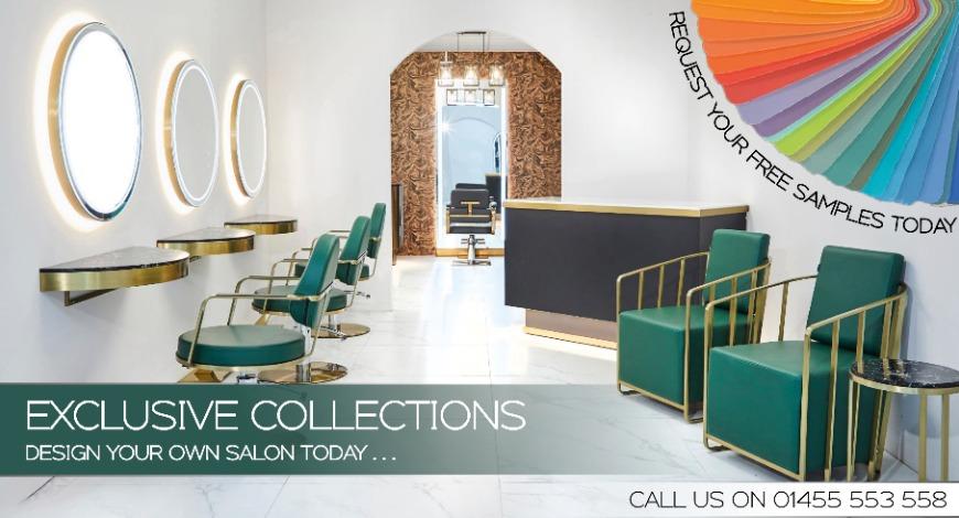 The Uk S Largest Display Of Salon Furniture Salon Equipment Centre