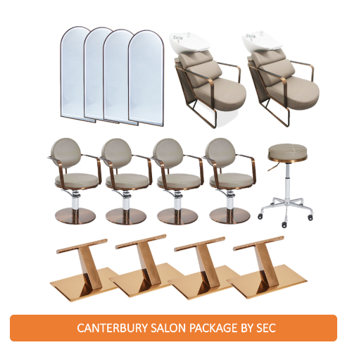 Canterbury Salon Package by SEC