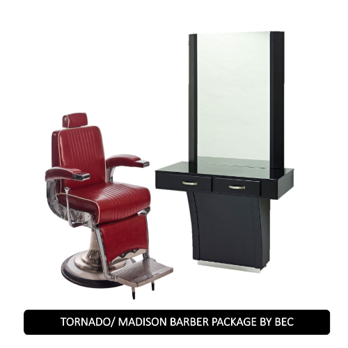 Tornado/ Madison Barber Package by BEC