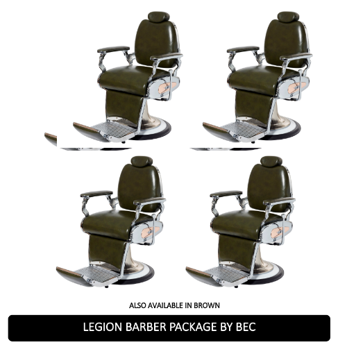 Legion Barber Package by BEC