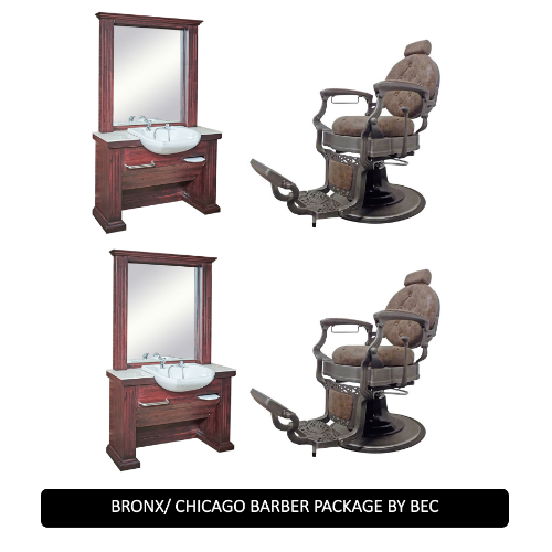 Bronx/ Chicago Barber Package by BEC