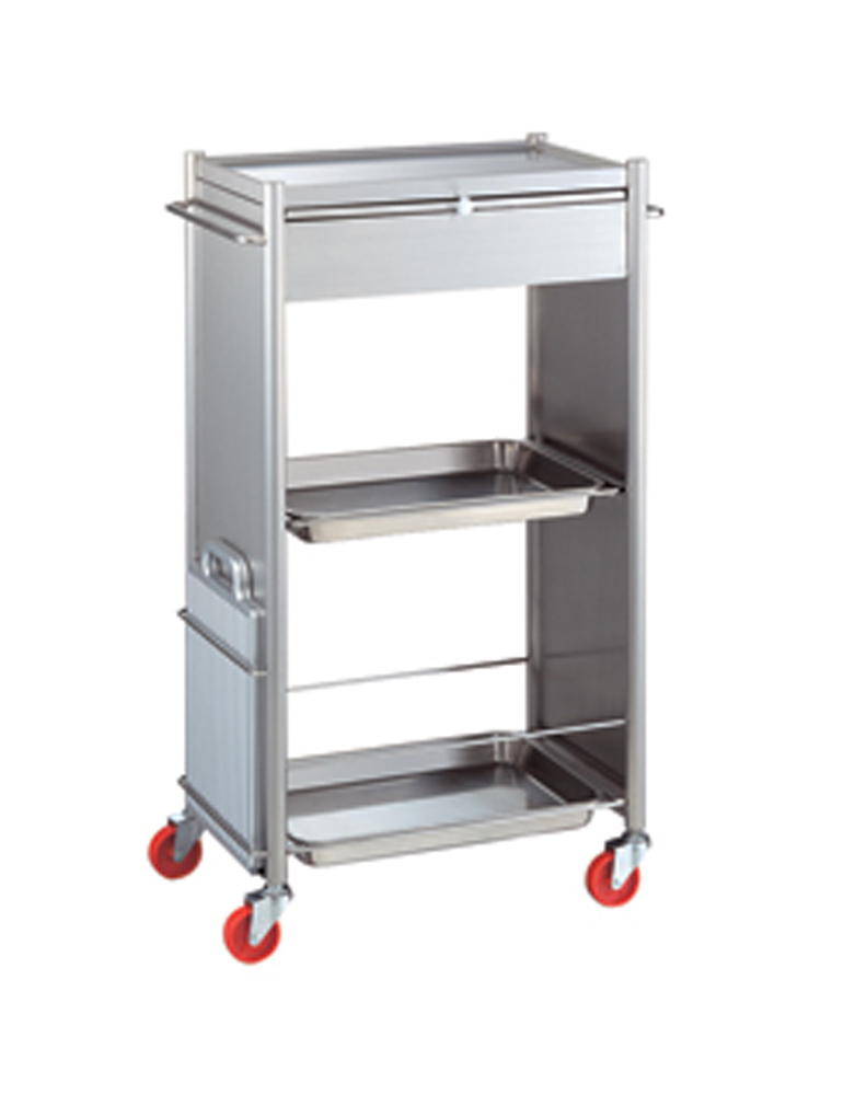 D-Galley Salon Trolley by Takara Belmont