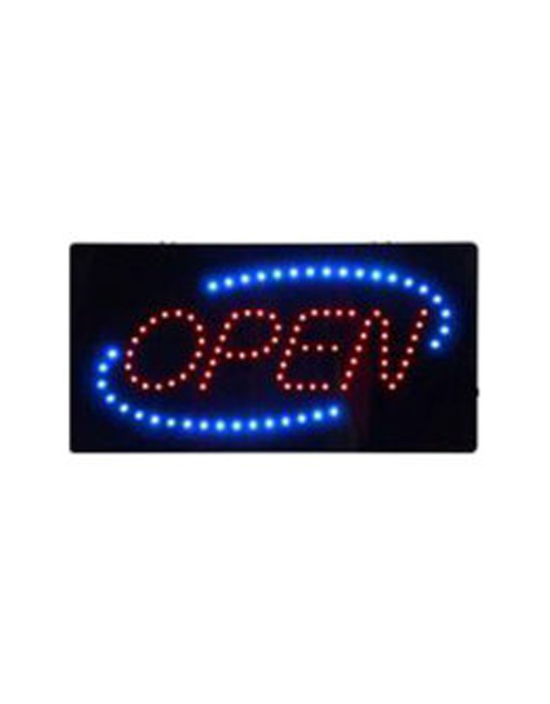 LED Open Sign by Premier - Clearance